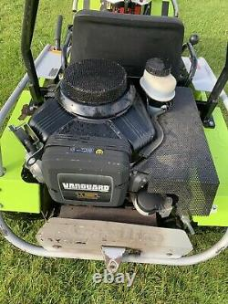 2010 Grillo Climber 9.16 Rough Cut Bank Mower Ride On Brushcutter Strimmer