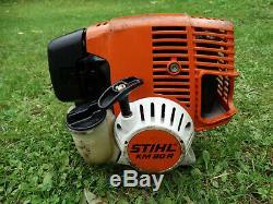 2012 Stihl KM90R Petrol Kombi Combi With Brush Cutter Strimmer GWO FREE P&P