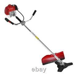 2200W Hyunda Garden Trimmer Grass Strimmer Brushcutter Petrol Anti-Vibration