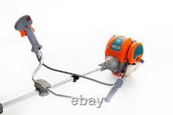 31cc 4 Stroke Petrol Strimmer / Brushcutter / Trimmer With Metal Blade