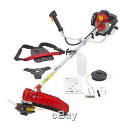33cc Petrol Power Grass Trimmer Brush Cutter 0.9KW 1.2HP