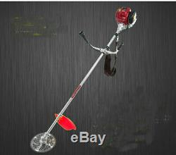 40cc gasoline 4 stroke brush cutter GX35 grass trimmer saw mower hanging style
