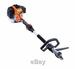 4 In 1 Set Brush Cutter Hedge Trimmer Chainsaw Strimmer 52cc 3ps Varan Motors