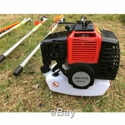 52CC Multi Use Garden Hedge Trimmer Tool Set Brush Cutter Grass Trimmer Chainsaw