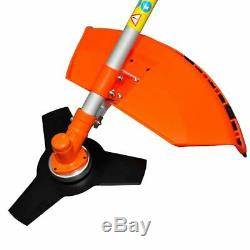 52 CC 3 HP Petrol Brush Cutter Grass Trimmer Strimmer Garden Lawn Mower 2.2KW