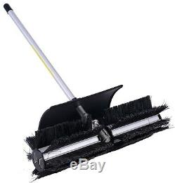 52cc 6 in 1 Hedge Trimmer Garden Multi Tool Petrol Strimmer Brushcutter Chainsaw
