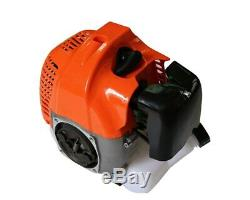 52cc Heavy Duty 7 in1 Petrol Strimmer Grass Trimmer, Brush/Bush Cutter Whipper