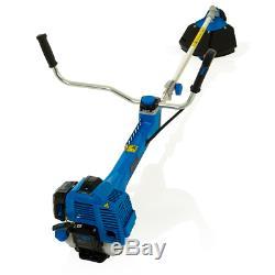 52cc Professional Anti-Vibration Petrol Grass Trimmer / Brush Cutter