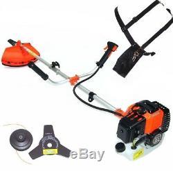 55876 Petrol Garden Brush Bush Cutter 52cc Grass Trimmer Strimmer lawn mower