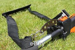 5 in1 58cc Multi Tool Garden Petrol Strimmer Chainsaw Hedge trimmer Brush Cutter