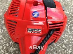 Brand New Mountfield MB2801J Petrol Strimmer 25.4CC 2 Stroke Loop Handle Combi