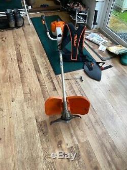 Brush cutter with shredder blade model STIHL FS 460 C