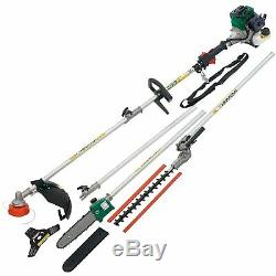 Draper Expert 32.5cc Petrol 4 in 1 Garden/Gardening Multi Tool Strimmer 84706