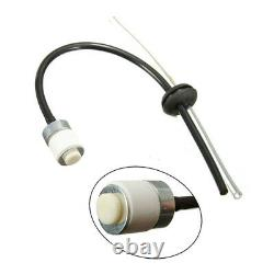 Fuel Petrol Filter with Pipe Hose Line for Strimmer/Trimmer/Brush Cutter/Chainsaw