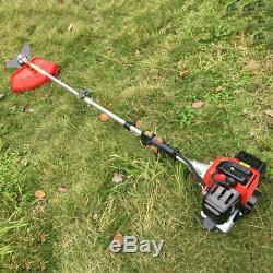 Garden Hedge Trimmer 5 in 1 Multi Tool Strimmer Brushcutter 52CC 2 Year Warranty