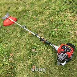 Garden Hedge Trimmer Petrol Strimmer Chainsaw Brushcutter Multi Tool Kits 52CC