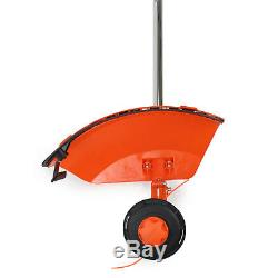 Garden Trimmer Strimmer Brushcutter Petrol POWERFUL 52cc 2 x Oil + 2 x Cord