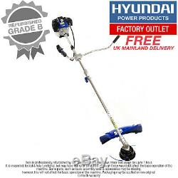 Grade B- Refurbished 2 Stroke Petrol Grass Trimmer/Brush Cutter Hyundai HYBC5200