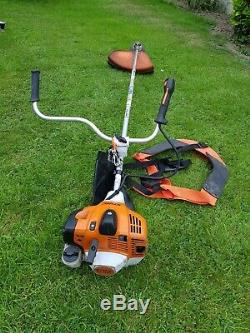 Great condition Stihl FS240C Strimmer / Brushcutter in full working order