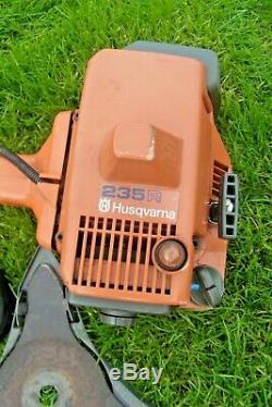 HUSQVARNA 235R BRUSHCUTTER/STRIMMER HEAVY DUTY 36cc GOOD WORKING ORDER