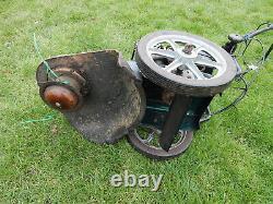Hayter Powertrim 407s Petrol Wheeled Trimmer Strimmer Brushcutter For Repairs
