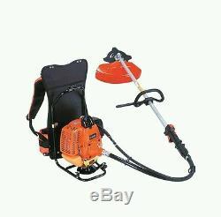 Hitachi Backpack Strimmer Grass Bush Brush Cutter Garden Hedge Trimmer CG40EF(L)