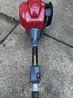 Honda Petrol 4Stroke UMK425E Strimmer / Brushcutter Fully Serviced VGC
