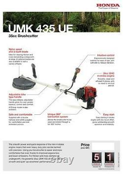 Honda UMK435E3UEET Brush Cutter