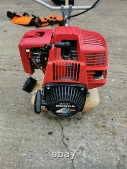 Honda UMK 431 4/stroke brushcutter strimmer
