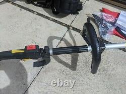 Honda UMR 435T Backpack petrol Strimmer Brush Cutter 4 Stroke