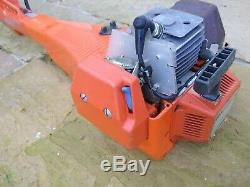 Husqvarna 250R petrol brush cutter strimmer garden machinery brush weed grass