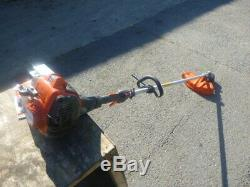 Husqvarna 525 RJX brushcutter strimmer March 18 stihl oil cord Oregon harness