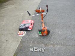 Husqvarna 535 RXT brushcutter strimmer year 2012 stihl oil cord Oregon harness