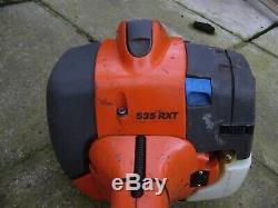 Husqvarna 535 RXT brushcutter strimmer year 2014 stihl oil & harness