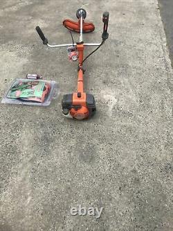 Husqvarna 535 RXT strimmer brushcutter stihl oil, cord harness