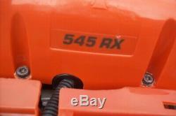 Husqvarna 545rx Petrol Strimmer/brushcutter Bump Head Fitted + Bottle Stihl Oil