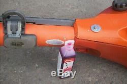 Husqvarna 555 RXT Professional Strimmer / Brushcutter + bottle stihl oil