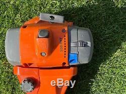 Husqvarna 555 RXT Professional Strimmer / Brushcutter + harness + accessories