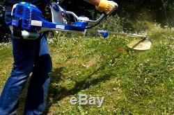 Hyundai 50.8cc Anti-Vibration Grass Trimmer Brushcutter HYBC5080AV