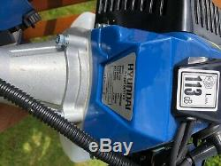 Hyundai HYBC5200 52cc Petrol 2 Stroke Grass Strimmer