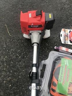 Kawasaki Mountfield strimmer brushcutter 35cc stock shopsoiled stihl oil include