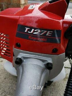 Kawasaki TJ27E Stihl Lawn Petrol Brushcutter Brush Cutter Grass Strimmer BK27ED