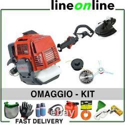 Kawasaki TJ53E Brush Cutter