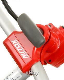 MITOX 3500UK PRO Brushcutter Strimmer Kawasaki engine 3 yr PRO WARRANTY