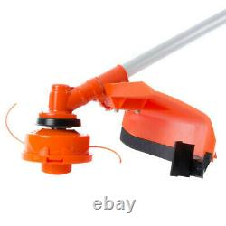 Multi Function 5 in 1 Garden Tool 52cc Brush Cutter, Grass Trimmer, Chainsaw