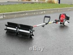 Multi Function Garden Tool Petrol Power Broom sweeper