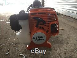 New Stihl FS55R Petrol Strimmer ErgoStart Brushcutter 27.2CC Loop Handle