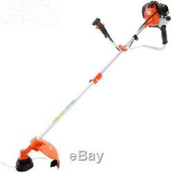 ParkerBrand 52cc Petrol Garden Brush Cutter Grass Trimmer