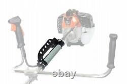 Petrol Brush Cutter Grass Line Trimmer with Multi Tool Kit Fast Free Delivery
