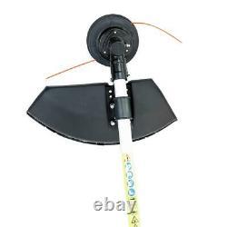 Petrol FUXTEC backpack brush cutter/grass trimmer 2-stroke-3HP-52cc- FX-MS152T